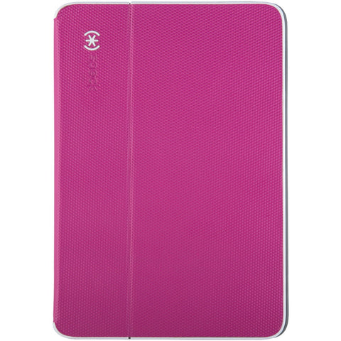 Speck Durafolio Case For Ipad Air 2 (fuchsia Pink And White And Slate Gray) - F. W. Woolworth Co. Online Store