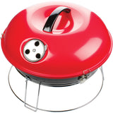Brentwood Appliances 14-inch Portable Charcoal Grill (red)