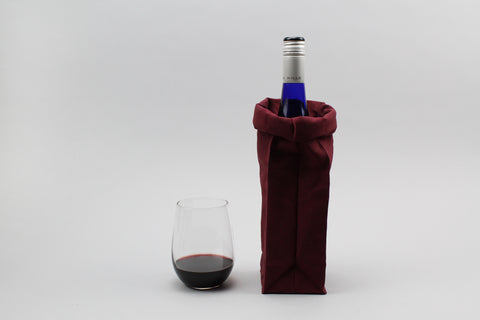 The Connor Wine Bag