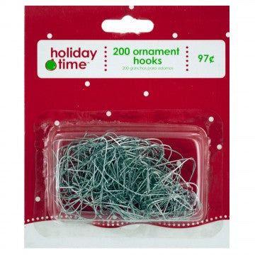 Holiday Ornament Hooks