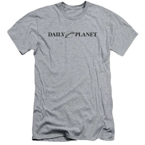Superman - Daily Planet Logo Short Sleeve Adult 30/1 - F. W. Woolworth Co. Online Store