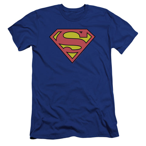Superman - Classic Logo Premuim Canvas Adult Slim Fit 30/1 - F. W. Woolworth Co. Online Store