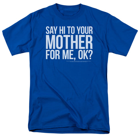 Snl - Hi Mother Short Sleeve Adult 18/1 - F. W. Woolworth Co. Online Store