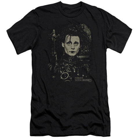 Edward Scissorhands - Edward Short Sleeve Adult 30/1 - F. W. Woolworth Co. Online Store