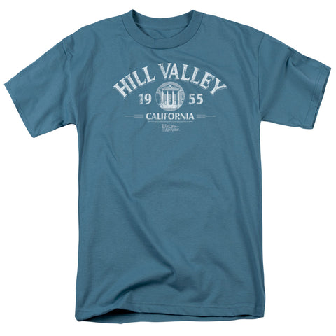 Back To The Future - Hill Valley 1955 Short Sleeve Adult 18/1