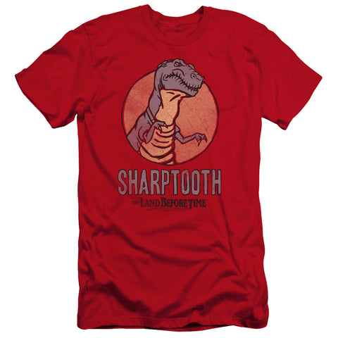 Land Before Time - Sharptooth Premuim Canvas Adult Slim Fit 30/1 - F. W. Woolworth Co. Online Store