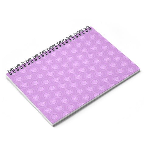 Kayla Spiral Notebook - Ruled Line