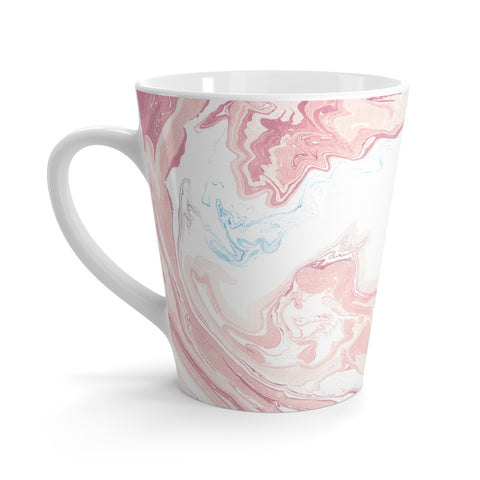 Tickled Pink Latte mug - F. W. Woolworth Co. Online Store