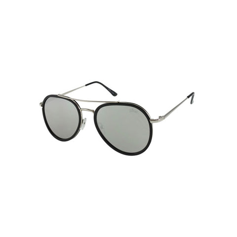 Jase New York Stark Sunglasses in Silver