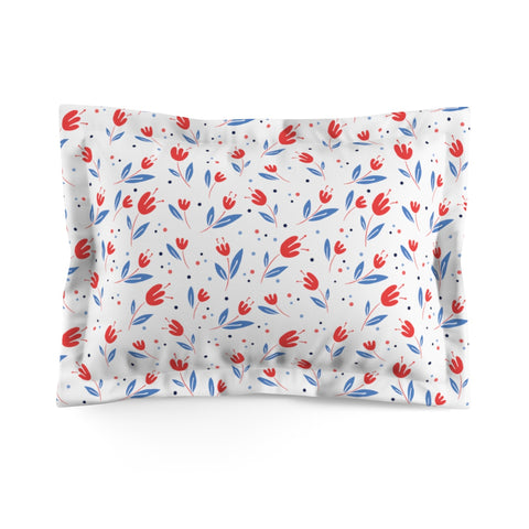 Amsterdam Microfiber Pillow Sham - F. W. Woolworth Co. Online Store