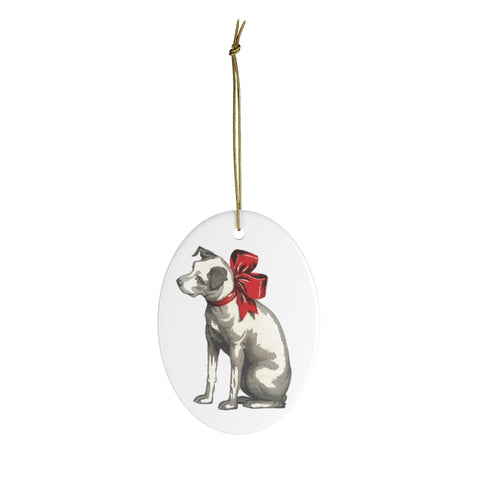 Victor Ornament - Nipper