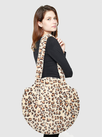 Leopard Print Bag - F. W. Woolworth Co. Online Store