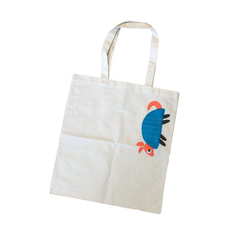 Armadillo Ivory Tote Bag - We Love Texas! - F. W. Woolworth Co. Online Store