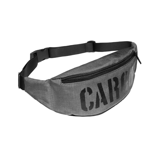 Cargo Hip Pack - Grey