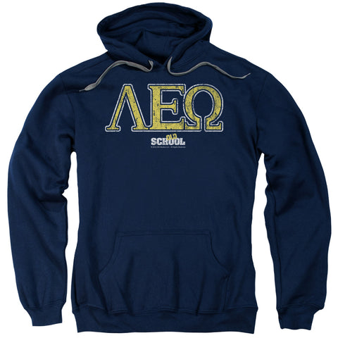 Old School - Leo Adult Pull Over Hoodie - F. W. Woolworth Co. Online Store