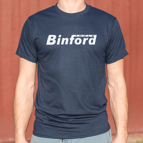Mens Binford Tools T-Shirt - F. W. Woolworth Co. Online Store