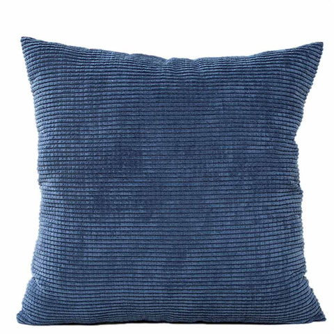 "Corduroy Pillow Case 18"" x 18"" - F. W. Woolworth Co. Online Store"