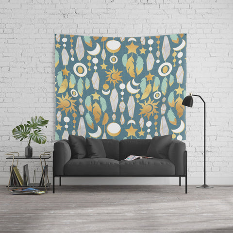 Bohemian Spirit Wall Tapestry - F. W. Woolworth Co. Online Store