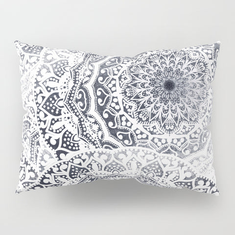 Bohogirl Mandala Pillow Shams | Set of 2