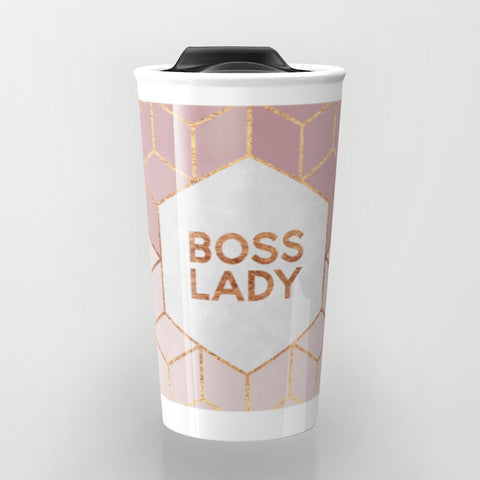 Boss Lady Travel Mug - F. W. Woolworth Co. Online Store