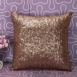 "Sequined Pillowcase 18"" x 18"" - F. W. Woolworth Co. Online Store"