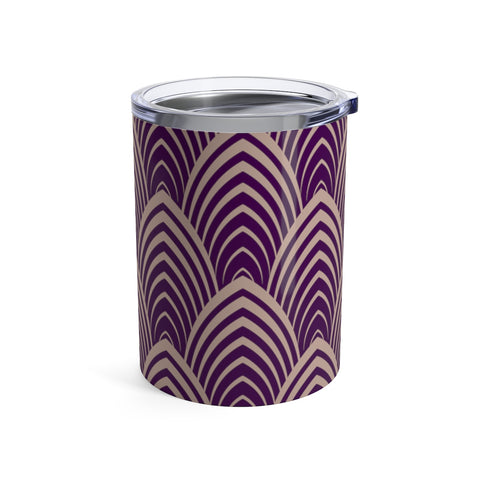 Art Deco Mini Tumbler 10oz - F. W. Woolworth Co. Online Store
