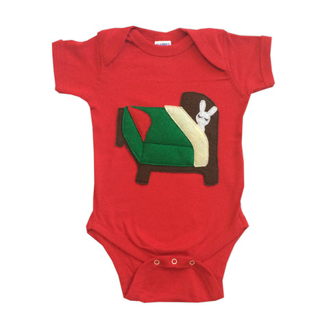 Baby Onesie - Good Night... Bunny - F. W. Woolworth Co. Online Store