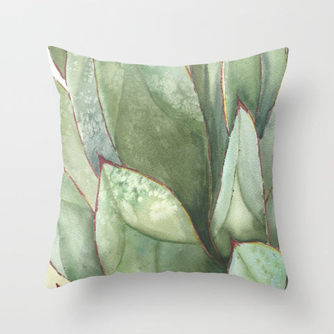 Cactus Pillow Cover w/ Insert