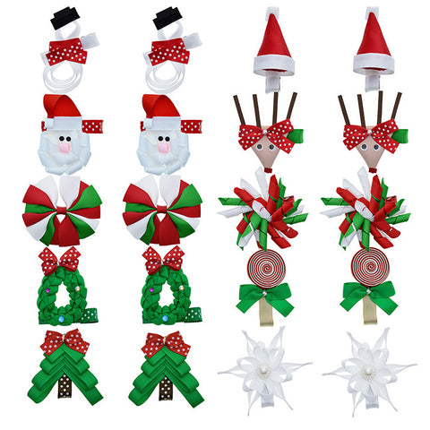 Christmas Bows - F. W. Woolworth Co. Online Store