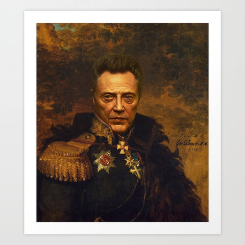 Christopher Walken - F. W. Woolworth Co. Online Store