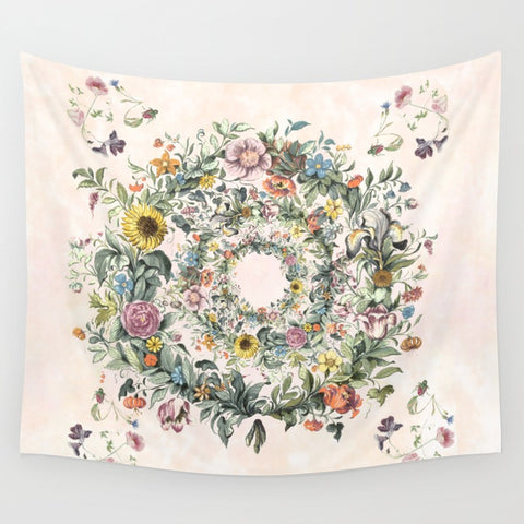 Circle of Life Wall Tapestry