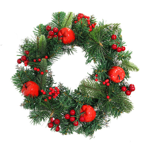 Classic Christmas Wreath - F. W. Woolworth Co. Online Store