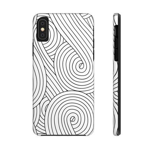 Doodles Case Mate Tough Phone Case - F. W. Woolworth Co. Online Store