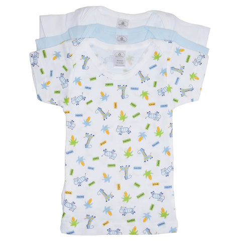 Bambini Printed Short Sleeve Variety Pack - F. W. Woolworth Co. Online Store