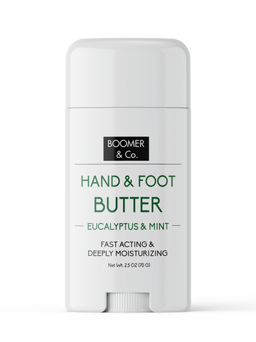 Best Natural Hand & Foot Butter