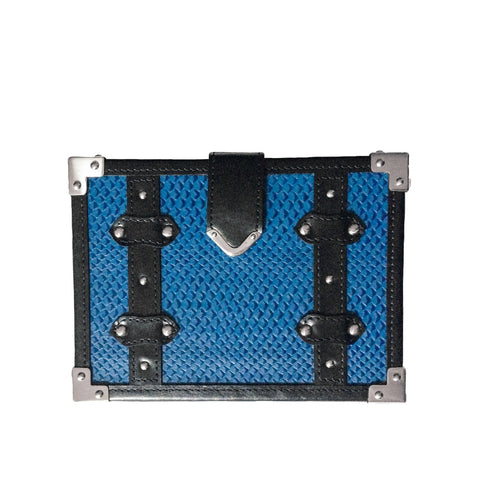 "AR Trunk Clutch / iPad Mini Case ""Jean"""