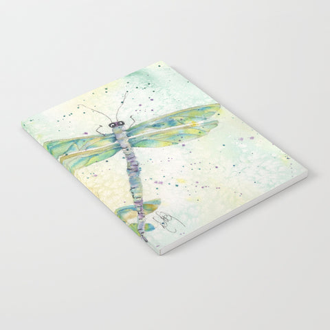 Xena's Dragonfly Notebook