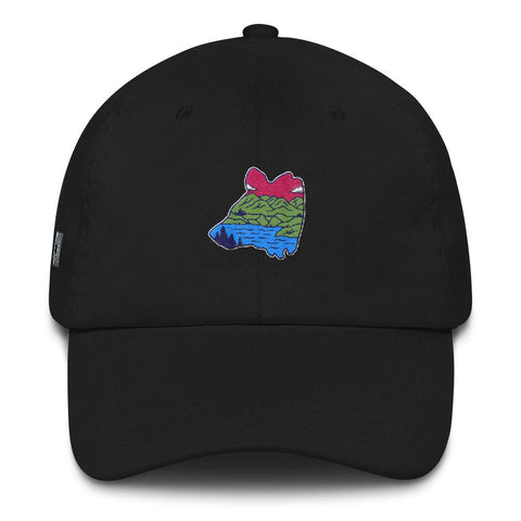 Coastal Bear Dad Hat