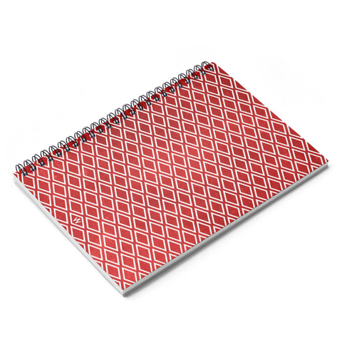 Woolworth Diamonds Spiral Notebook - F. W. Woolworth Co. Online Store