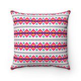 Bright Aztec Pillow - F. W. Woolworth Co. Online Store