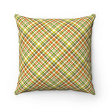 Fall Plaid Pillowcase - F. W. Woolworth Co. Online Store