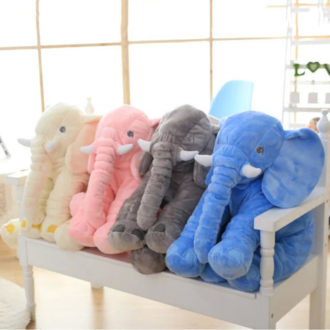 Elephant Plush Toy - F. W. Woolworth Co. Online Store