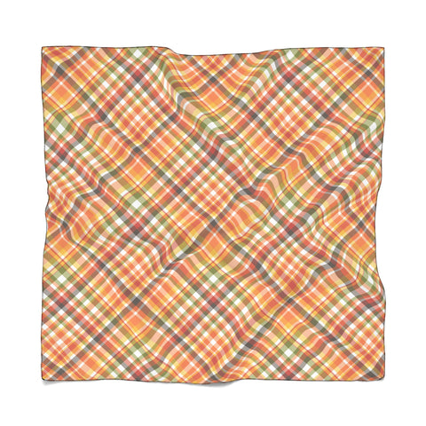Fall Plaid Scarf - F. W. Woolworth Co. Online Store
