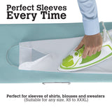 Perfect Sleeve® (Stainless) Ironing Made Easy with Magnetic Holder - F. W. Woolworth Co. Online Store