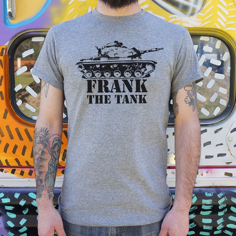 Mens Frank The Tank T-Shirt - F. W. Woolworth Co. Online Store
