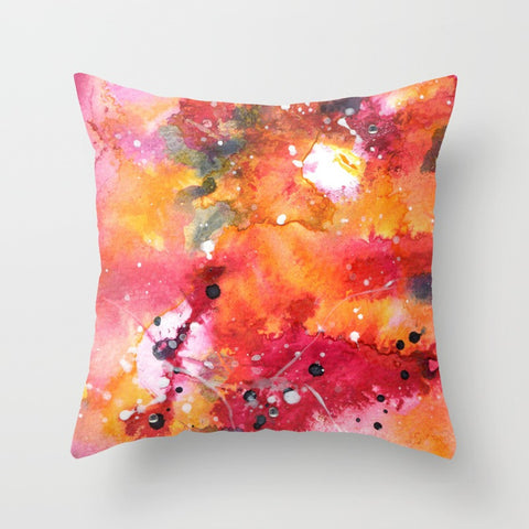 Holiday Explosion Pillow Cover w/ Insert - F. W. Woolworth Co. Online Store