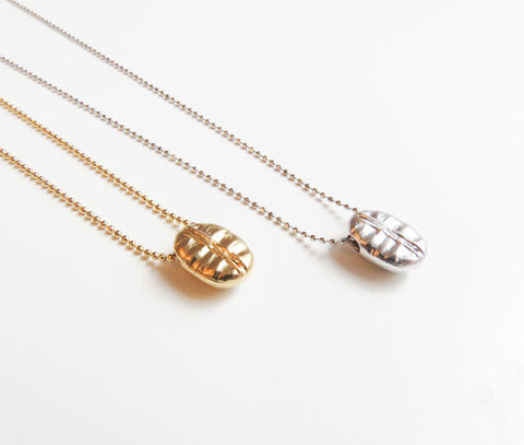Latte Lover Gift Necklace - F. W. Woolworth Co. Online Store