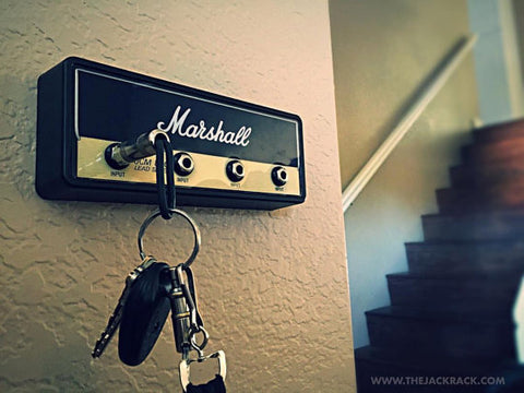 Marshall Jack Rack Key Holder