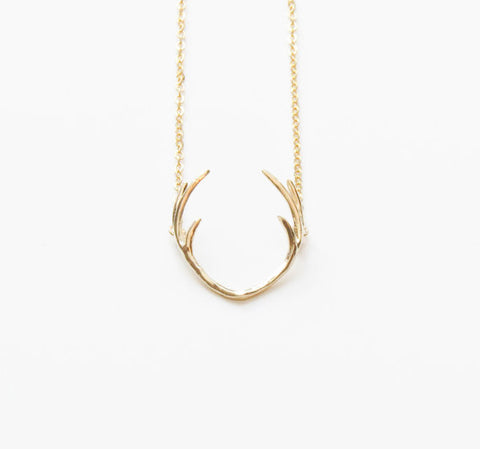 Antler Necklace - F. W. Woolworth Co. Online Store