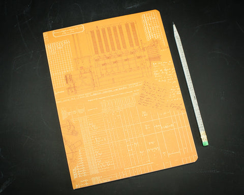 Softcover Dot Grid Notebook Bullet Journal